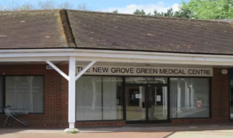 grove green medical centre